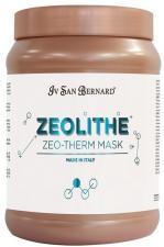 Маска восстанавливающая поврежденную кожу и шерсть Iv San Bernard Zeolithe Zeo Therm Mask.