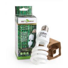 Лампа люминесцентная ультрафиолетовая Repti Zoo UVB 10.0, 26W, E27