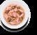 Корм для кошек Grandorf (тунец с мидиями), 70 гр._1