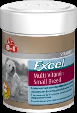 Витамины для собак 8в1 мультивитамины для мелких пород собак 70 таб.