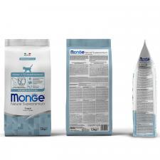 Корм для котят Monge Cat Monoprotein (форель), 1.5 кг