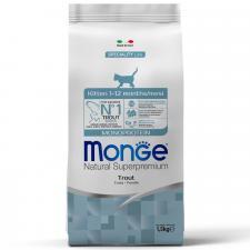 Monge Cat Monoprotein (форель), 1.5 кг