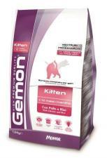 Корм для кошек Gemon Cat Kitten (курица)