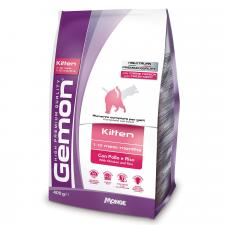 Корм для кошек Gemon Cat Kitten (курица) 400 гр.