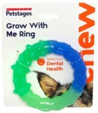 """Игрушка для собак Petstages """"ОРКА кольцо - растем вместе"""" мультиповерхность"""