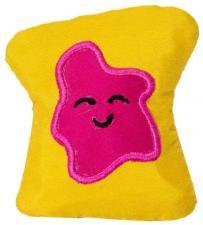 """Petstages игрушка для кошек Dental """"Мини-тост"""" с кошачьей мятой"""