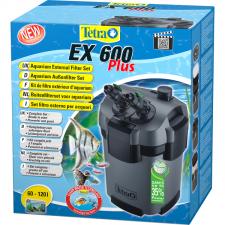 Внешний фильтр Tetra EX 600 Plus (до 120л.)