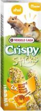Лакомство для хомяков и песчанок VERSELE-LAGA палочки Crispy с медом 2х55 г