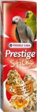 Лакомство для попугаев VERSELE-LAGA палочки для крупных попугаев Prestige с орехами и медом 2х70 г