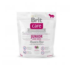 Brit Care Junior Large Breed Lamb & Rice для молодых собак 1кг