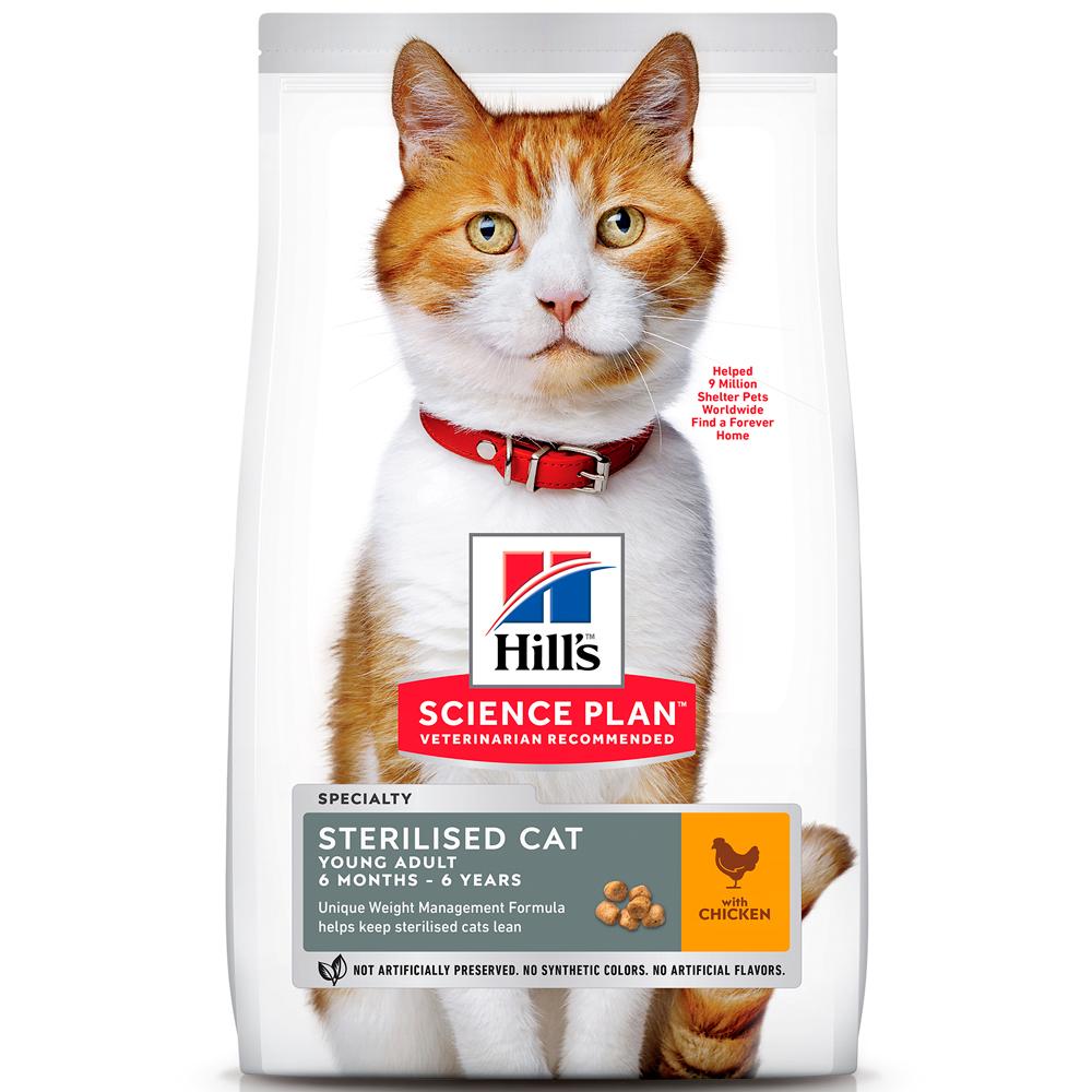 таких хиллс для кошек картинка нет никаких лишних