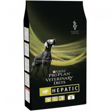 Сухой корм Purina Pro Plan Veterinary Diets HP для собак всех пород при хронической печеночной недостаточности, пакет, 3 кг
