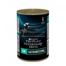 Консервы Purina Pro Plan Veterinary Diets EN для взрослых собак всех пород с расстройством пищеварения, банка, 400 г