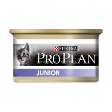 Консервы для котят Purina Pro Plan Junior, курица, банка, 85 г