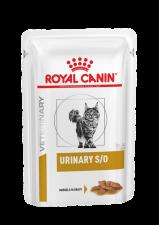Royal Canin Urinary S/O в соусе