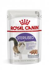 Royal Canin Sterilised в паштете