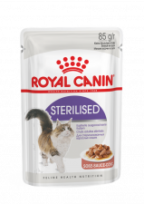Royal Canin Sterilised (в соусе)