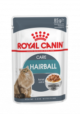 Royal Canin Hairball Care (в соусе)