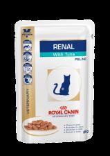 Royal Canin Renal с тунцом в соусе