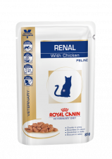 Royal Canin Renal в соусе
