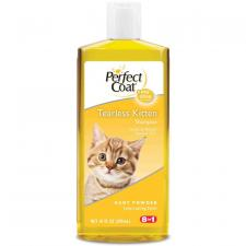 Шампунь 8 in 1 Perfect Coat для котят без слез