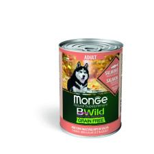 Monge BWild Grainfree Dog Adult