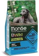 MONGE BWILD DOG ADULT All Breeds GRAIN FREE