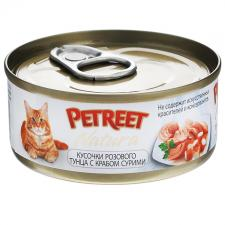 тунец с крабом для кошек