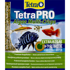 Корм для рыб TetraPRO Algae чипсы
