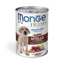 Монж мясной рулет для щенков