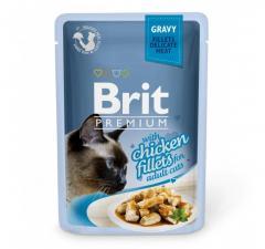 Brit Premium Gravy Chiken