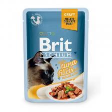 Brit Premium Gravy Tuna