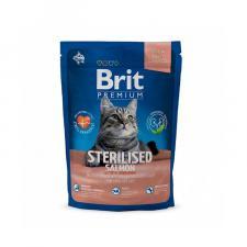 Brit Premium Cat Sterilized Salmon