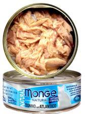 Monge Cat Natural атлантический тунец