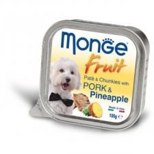 Monge Dog Fruit свинина с ананасом