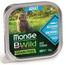 Monge BWild Cat Grain Free