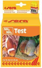 Тест воды Sera NH3/NH4 Test (аммиак/аммоний)