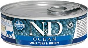 консерва ND для кошек с тунцом