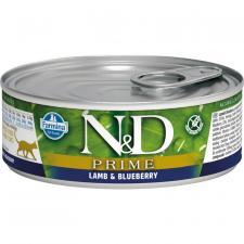 консерва ND для кошек с ягненком