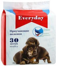 Пеленки Everyday для животных 60х60