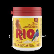 гранулы RIO для канареек, экзотов и других мелких птиц