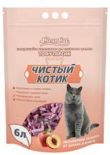 Чистый Котик Тофу Персик