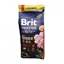 Корм для собак крупных пород Brit 18 кг