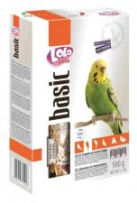 лоло петс полнорационный корм для волнистых попугаев