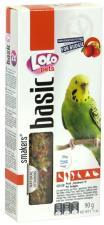 Lolo Pets палочки для волнистых попугаев
