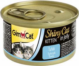 GimCat ShinyCat Консерва для котят
