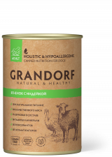 Влажный корм для собак Grandorf