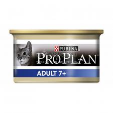 Консервы для кошек Purina Pro Plan старше 7 лет (тунец), 85 гр.