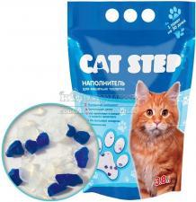 Cat Step наполнитель силикагелевый