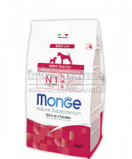 MONGE SUPERPREMIUM MINI STARTER FOR MOTHER AND BABY